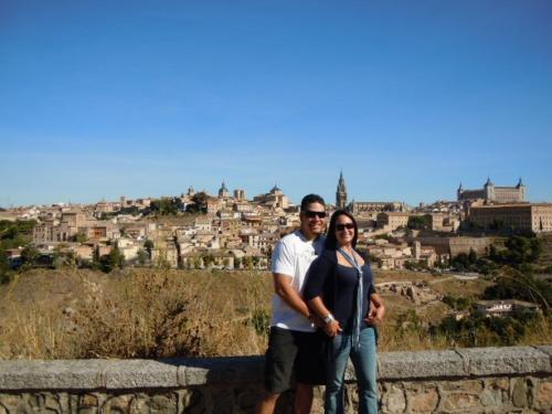 Sightseeing in Toledo