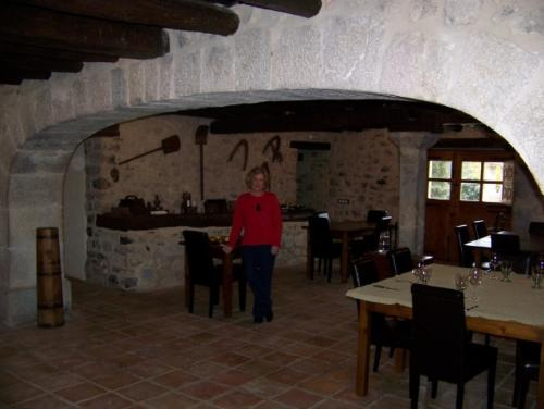 Beceite Ibex lodge