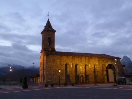 Riaño Church