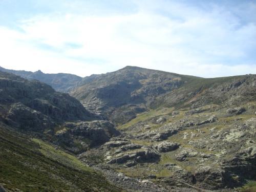 Gredos north face Mountains
