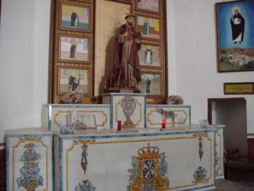 Santo Domingo Chapel