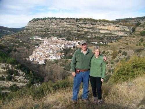 The town of Vallibona