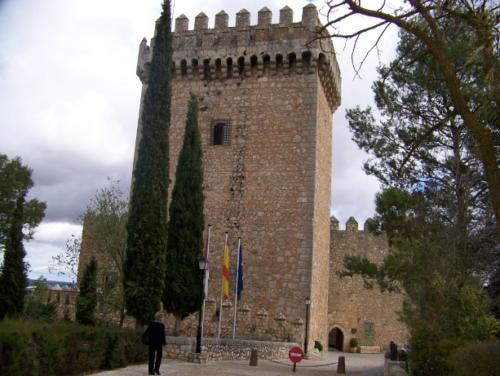 Alarcon Castle